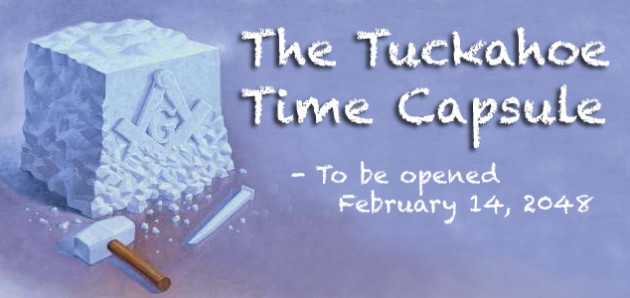 The Tuckahoe Time Capsule