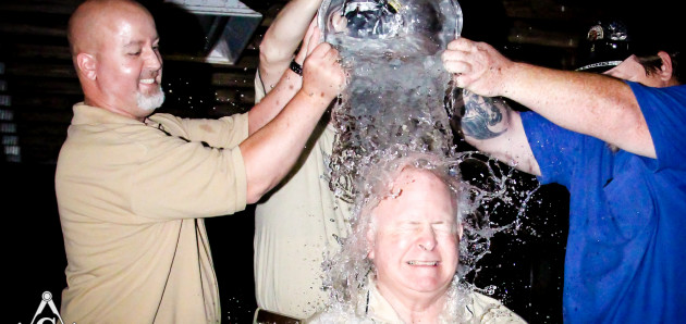 MAHOVA Ice Bucket Challenge