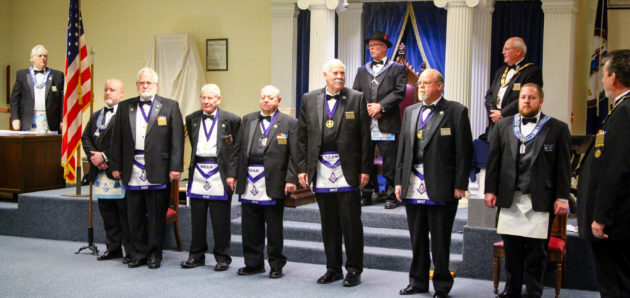 DDGM and GM visit Tuckahoe Lodge